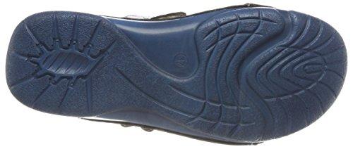 Zuecos Laura Jeans Bianca Para 20 Mujer jeans Azul Vita 4wCwq6t