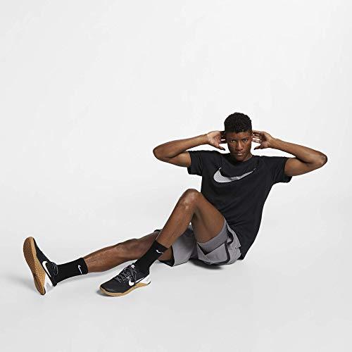 Nike Men's Dry Training Tee Large Swoosh