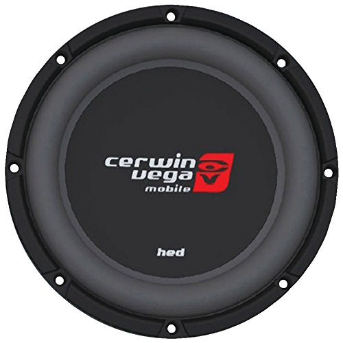 Mount Spider Frame - 1 - 10IN 4OHM DVC SUB, HED DVC Shallow Subwoofer (10