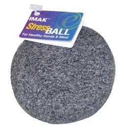 Imak Stress Balls - Heather Gray