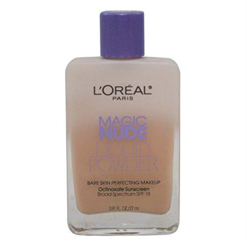NEW Loreal Magic Nude Liquid Powder 312 Classic Ivory ()
