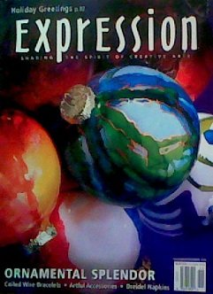 (Expression: Sharing the Spirit of Creative Arts (November/December 2003) )
