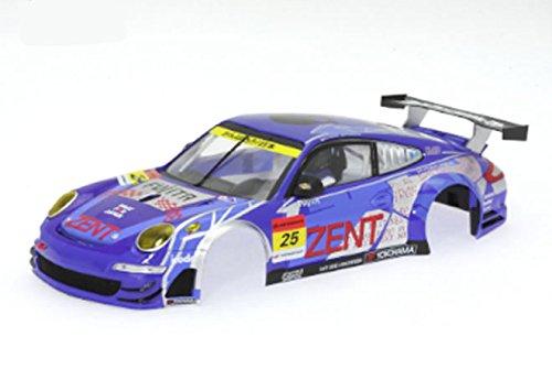 1:24 Karosserie lackiert Porsche GT3 RSR Super Gt 2011 sc 7049b Scaleauto