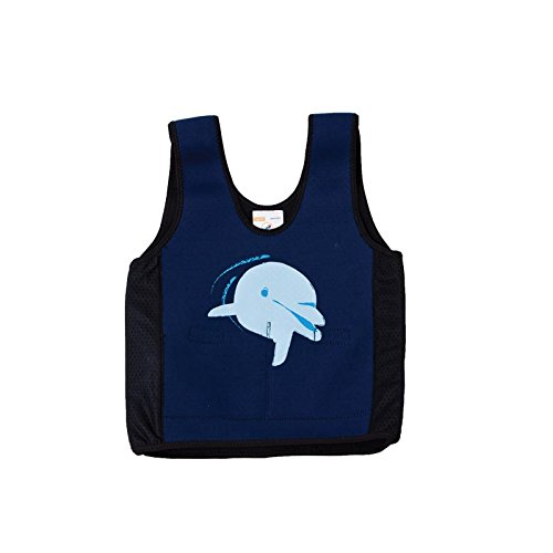 Fun and Function's Dolphin Weighted Vest by Fun and Function