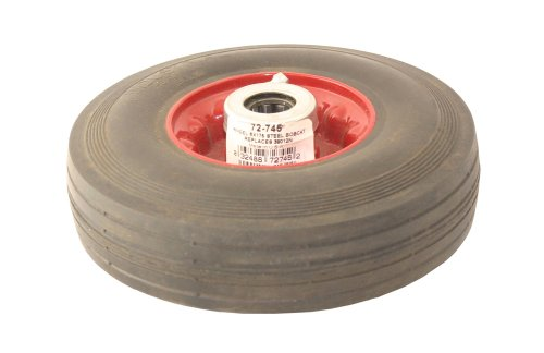 Rib Wheel - Oregon 72-745 Semi-Pneumatic Wheel 6X175 Rib Tread