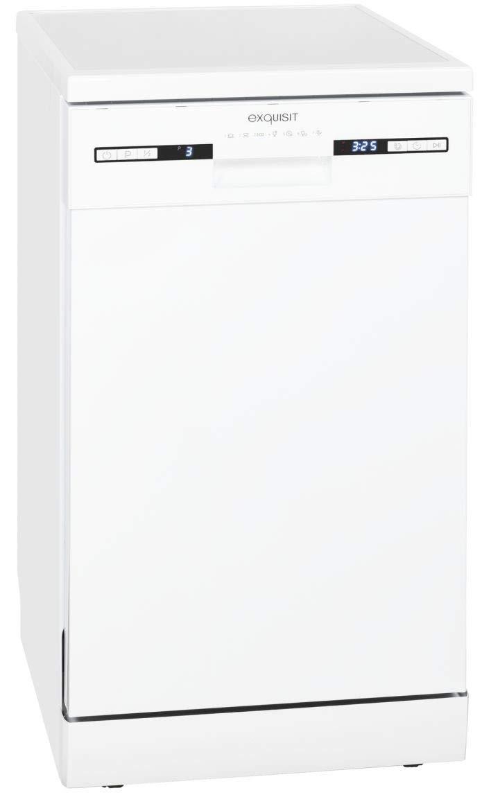 Exquisit GSP 9309 lavavajilla Independiente 9 cubiertos A++ ...