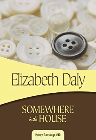 book cover of Somewhere in the House