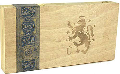 (Undercrown Empty Wooden Cigar Box One)