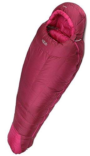 RAB Andes 800 Sleeping Bag: -8F Down - Women's Anemore, Reg/Left Zip