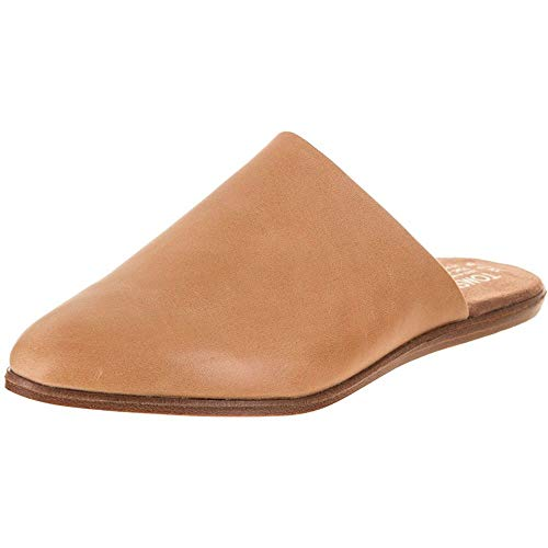TOMS Women's Jutti Mule Honey Leather 11 B US B (M) (Tom Honey)