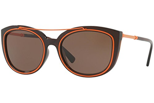 Versace Sonnenbrille (VE4336) TRANSPARENT BROWN
