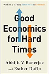 Good Economics for Hard Times Hardcover