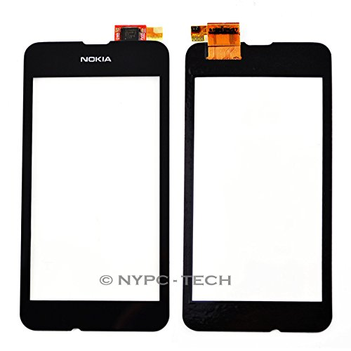 Touch Screen Digitizer Part Replacement Glass For Nokia Lumia RM-1018 + ADHESIVE