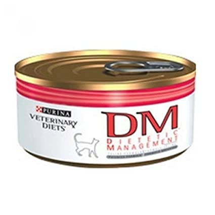 Amazoncom Purina Dm Savory Selects Dietetic Management Cat Food