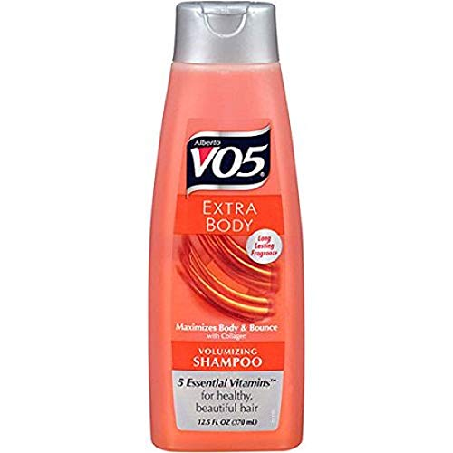 (Alberto V05 Extra Body Volumizing Shampoo, 12.5 Ounces (Pack of 2))
