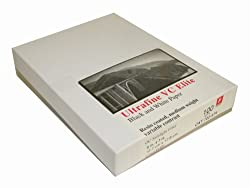 Ultrafine Vc Elite Glossy Variable Contrast Rc Paper 5 X 7 100