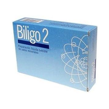 Biligo 2 (Cobre) 20 ampollas de 2 ml de Artesania Agricola: Amazon.es: Salud y cuidado personal