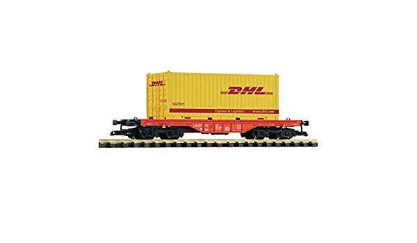 PIKO G SCALE MODEL TRAINS UNDECORATED WHITE SHIPPING CONTAINER 20-36302 Sonstige
