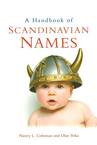 A Handbook of Scandinavian Names by University of Wisconsin Press