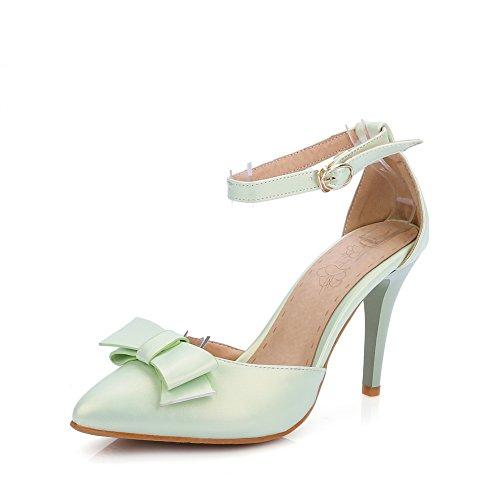 Zeppa 35 green Con Donna An Verde Sandali 4U1EwE
