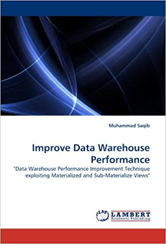 Book Improve Data Warehouse Performance: