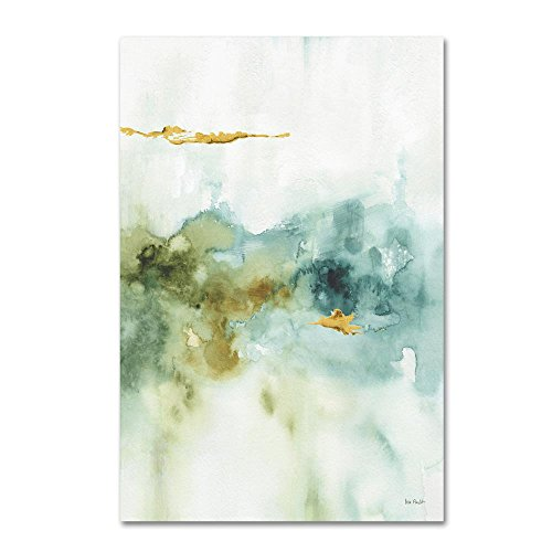 My Greenhouse Abstract II by Lisa Audit, 16x24-Inch Canvas Wall Art
