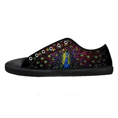 Dalliy sch?ne pfau Mens Canvas shoes Schuhe Footwear Sneakers shoes Schuhe C