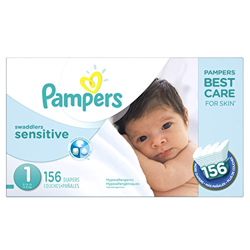 pampers-swaddlers-sensitive-newborn-diapers-size-1-156-count