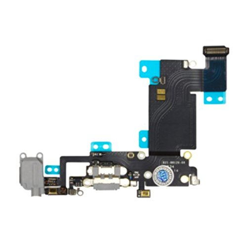 wholesale dealer ce8fb 3d4b7 iPhone 6s+ Charge Charging Port Cable Prime Repair Kit with Repair Tools-  PrimeParts (Gray)