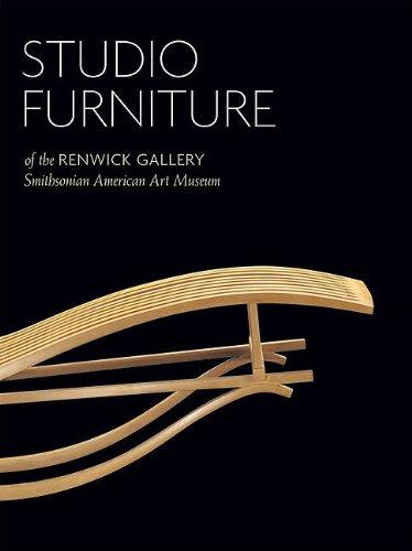 Studio Furniture of the Renwick Gallery - SC Edition: Smithsonian American Art Museum