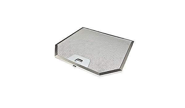 Franke 133.0185.065 - Filtro de Grasa para Campanas extractoras y filtros metálicos: Amazon.es