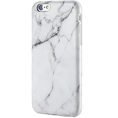 iPhone KINFUTON Scratch Compatible Marble