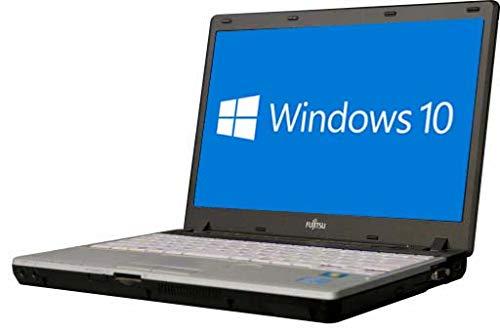 100%正規品 中古 富士通 ノートパソコン FMV-LIFEBOOK P771/C FMV-LIFEBOOK Windows10 Windows10 64bit搭載 Core DVDマルチ搭載 i5-2520M搭載 メモリー4GB搭載 HDD320GB搭載 W-LAN搭載 DVDマルチ搭載 B07R3ZRS5V, いよじ園:b6b21713 --- arianechie.dominiotemporario.com