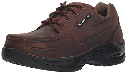 Florsheim Work Men's FS2430 Work Boot,Brown,10.5 D US ()