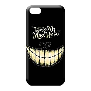 iphone 4 4s Hybrid Retail Packaging Awesome Phone Cases mobile phone carrying skins alice in wonderland we are all mad here