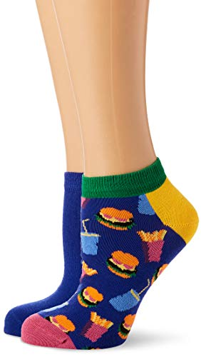 9000 Sockschaussettes Tsm02h Happy Hommes Multicolore Collants qpwnPxv