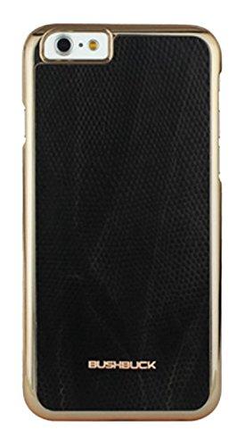 Caja de cuero de la edición especial BUSH BUCK IP6PBESGY baronage para Apple iPhone Plus 6 / 6S Plus