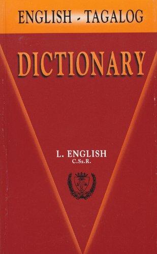 English-Tagalog Dictionary