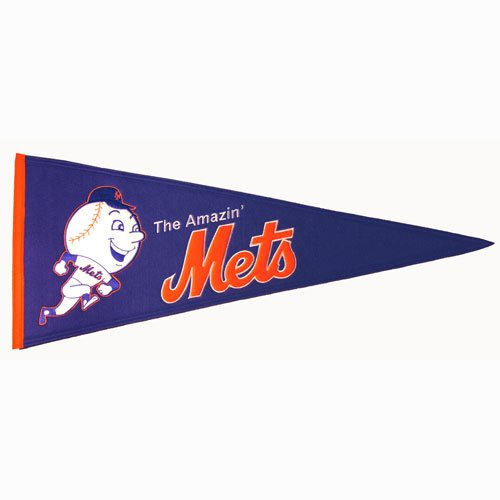 MLB Cooperstown Pennant (Mlb Team Pennants)