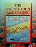 The Constitution Made Easier, Daniel Santacruz and Peoples Education Staff, 1562560433