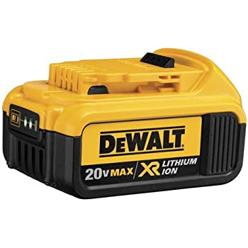 Dewalt Dcb204 2 20v Max Premium Xr Li Ion Battery 2 Pack