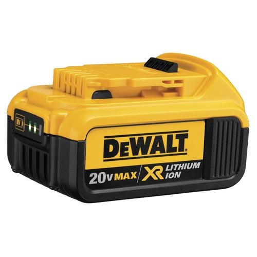 DEWALT DCB204 20V Max Premium XR Li-Ion Battery Pack by DEWALT