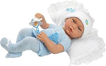 Amazon.es: Muñecas Guca - Muñeco recién Nacido con Traje, 36 cm ...