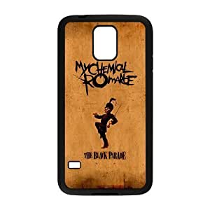 Customize Famous Music Band My Chemical Romance Back Cover Case for Samsung Galaxy S5 Kimberly Kurzendoerfer