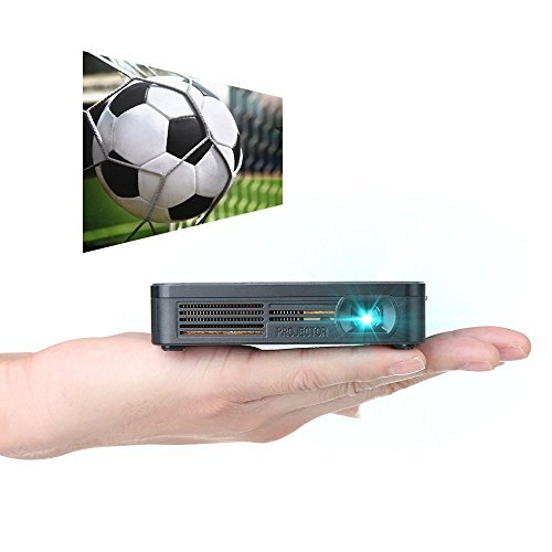 Crenova-XPE700-Pico-Video-DLP-Projector-Mini-Projector-WiFi-Connection-with-iPhone-Smartphone-iPad-tablet-for-Home-Outdoor-Backyard-Cinema-Theather