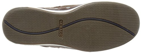 Bateau Three Homme Marron Triton Walnut Marron Sebago Chaussures Eye Cw57vxIq