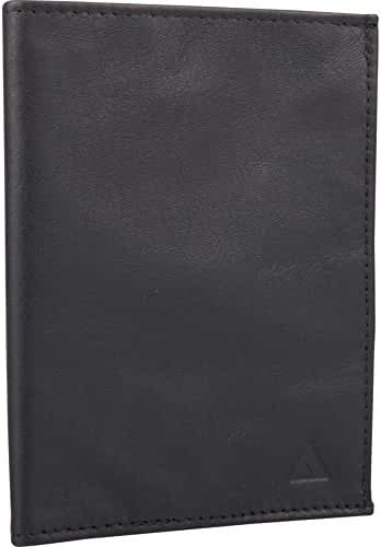 Allett Men's Leather KeepSafe RFID Original Wallet