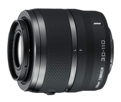 Nikon 1 NIKKOR 30-110mm f/3.8-5.6 VR (Black)