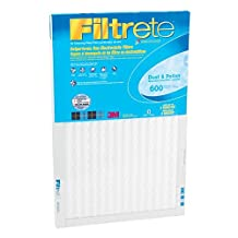 (3M 9836DC-6) (3M ID Number 70071410164) Filtrete(TM) Dust and Pollen Reduction Filters 9836DC-6, 15 in x 20 in x 1 in (38.1 cm x 50.8 cm x 2.5 cm) [You are purchasing the Min order quantity which is 6 EACHS]