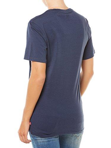 Set Graphic Hombre 3 Para Neck Azul Camiseta in H215 hm Blues Dress 139 Levi's 36 c18977 g5CqwxHdx